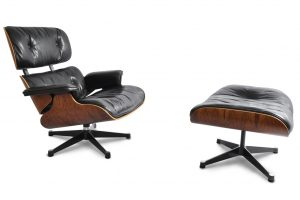 Charles & Ray Eames Vitra Lounge Chair